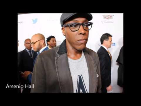 TV Examiner Interview: Arsenio Hall at the 2015 Ebony Power 100 Gala Event
