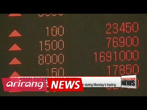 S. Korean stocks rise to another all-time high