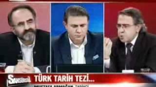 Sansürsüz-Mustafa Armağan-Hakan Erdem-Türk Tarih Tezi