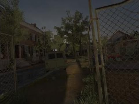 The Walking Dead Onslaught supply run |