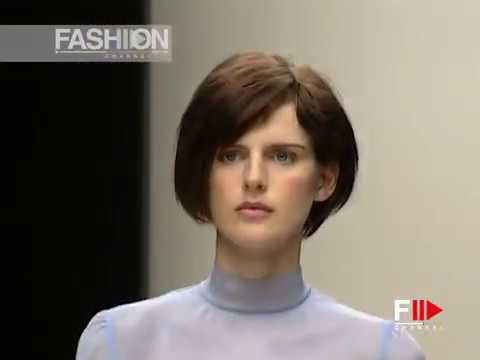 PRADA Spring Summer 2000 Milan - Fashion Channel