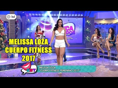 Melissa Loza Cuerpo Fitness Femenino 2017-Piegrandevideoshd