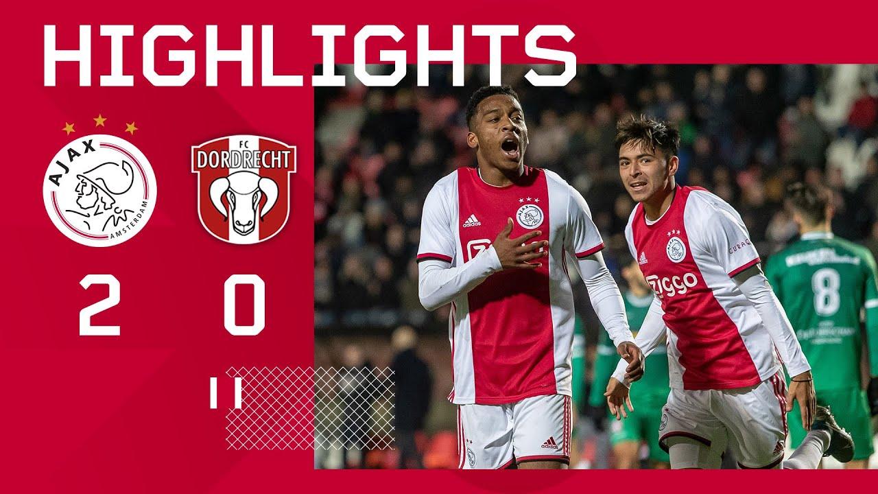 Van der Gaag: 'Hadden geen aanspeelpunt' - Ajax Showtime