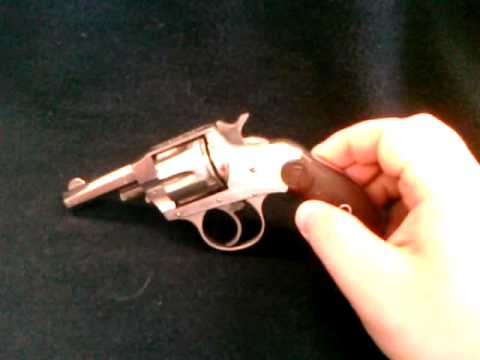 Hopkins Allen 6 Revolver Youtube