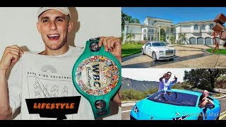 Jake paul lifestyle biography girlfriend family net worth cars house pets