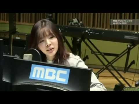 150319 Sunny Imitated Echo Sound Effect On FM Date