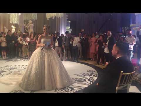 Romantis! Momo Geisha Nyanyi I Choose You (Ryann Darling) Untuk Suaminya Reza / MKVLOG