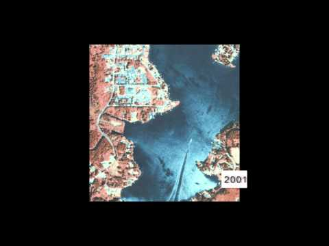 Devils Lake Historical Aerial Maps To YouTube - Historical aerial maps