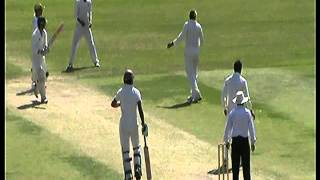 Umair Mir First Class Cricket Match - Quaid-E-Azam Trophy