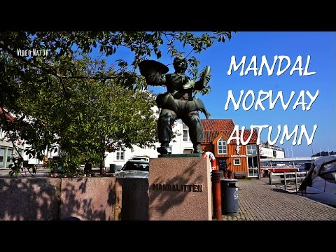 Sony A6000 - Mandal - south of Norway - autumn footage