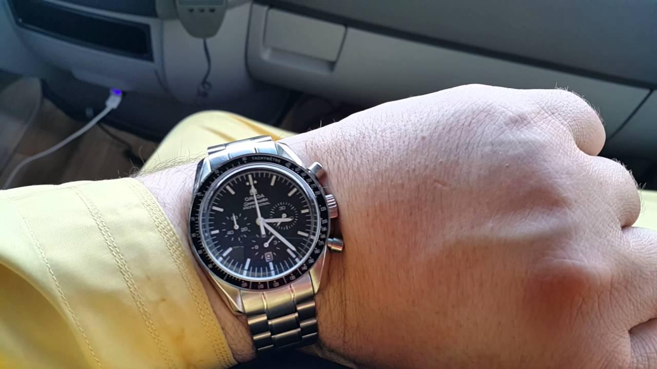 My Moon Watch Omega Speedmaster Professional 09.04.2016