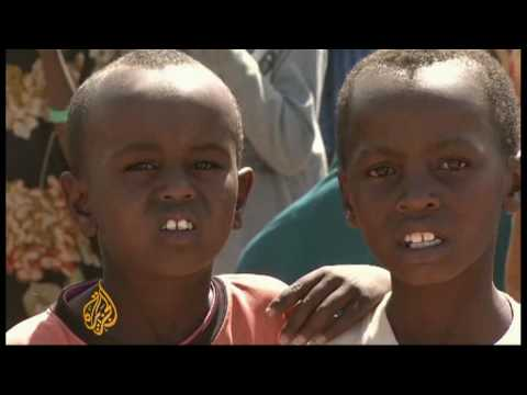Somaliland shelters war-displaced - 12 Nov 09