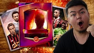 INSANE MAESTRO UPGRADE FT FEATURE FILM OPENING!! INSANE!! FIFA MOBILE IOS / ANDROID