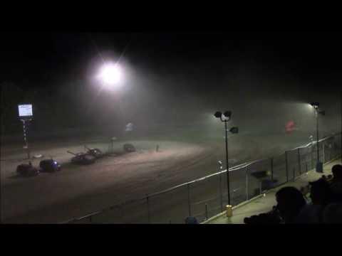 Butler Motor Speedway Sprint Feature 5/28/16