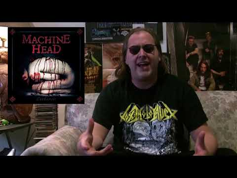 Machine Head - CATHARSIS Album Review