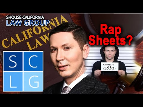 What is a rap sheet? – Key information you need to know