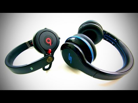 Beats By Dr Dre MIXR vs SMS Audio STREET by 50 - Showdown