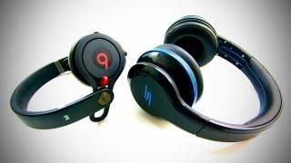 beats by dr dre mixr vs sms audio street by 50 showdown
