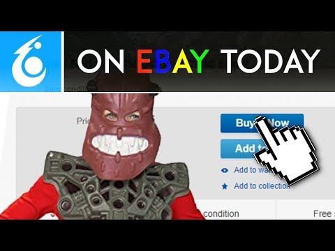 On Ebay Today - 018 - The Good, the Bad, and the BIONICLE