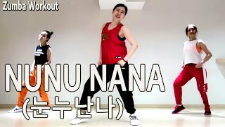 Download lagu NUNU NANA(눈누난나) - Jessi(제시) | Zumba Dance Diet Workout | 댄스다이어트 | Choreo by Sunny | 줌바 | 홈트|