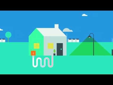 SEAI Sustainable Energy Communities Animation