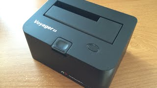 Unboxing: NewerTech Voyager S3