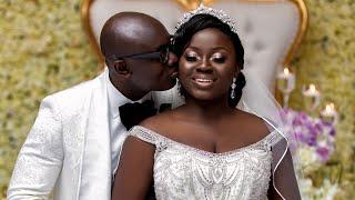A Beautiful Ghanaian Wedding (Beatrice & Joseph) #DIANAHAMILTON #MAXWELLJENNINGS