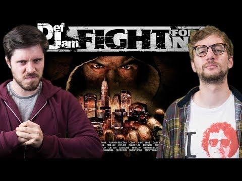 Best Wrestling Games Challenge: Def Jam - Fight for NY (Day 5)