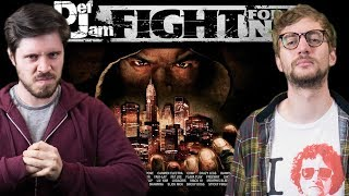 Best Wrestling Games Challenge: Def Jam - Fight for NY (Day 5)
