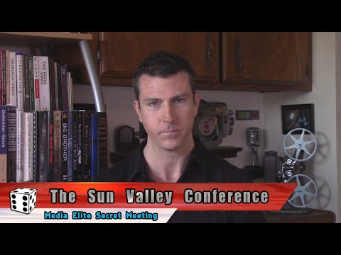 The Sun Valley Conference: Where Mainstream Media, Social Media, and CIA Meet to Coordinate Agendas