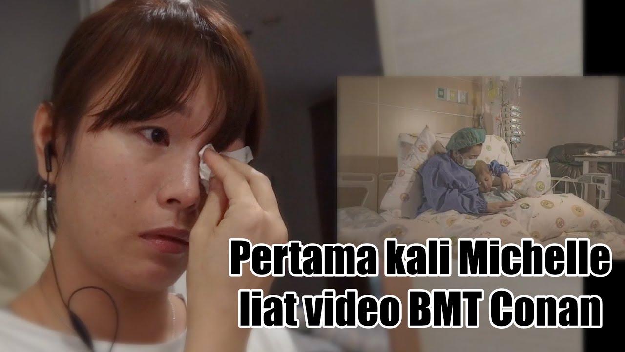 REAKSI MAMI WAKTU LIAT VIDEO JOURNAL BMT CONAN