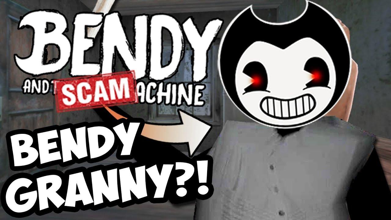 d9bea8f807 GRANNY BENDY !