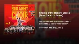 Chorus of the Hebrew Slaves (From Nabucco Opera)
