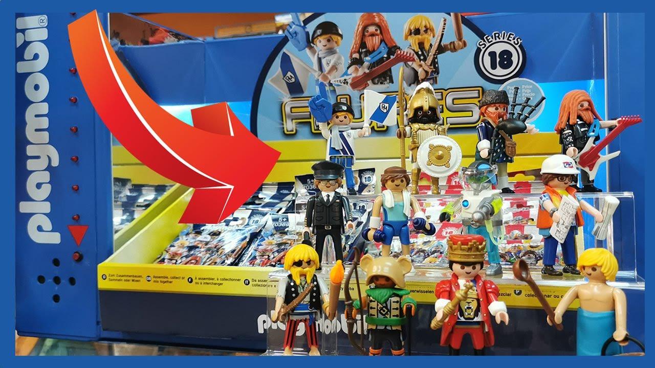 Playmobil Sobres Serie 18【Novedades Playmobil 2020】Serie 18 Chicos