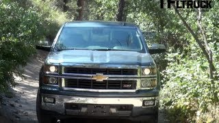 2014 Chevy Silverado Colorado Off-Road Quick Take Review