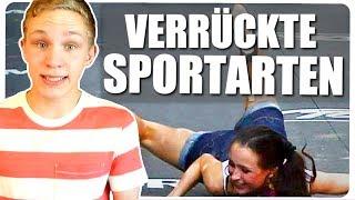 Die verrücktesten Sportarten der Welt