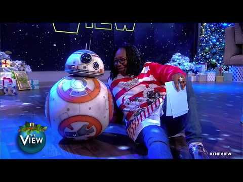 Star Wars' BB-8 Stops By With A Surprise For Our Audience | The View