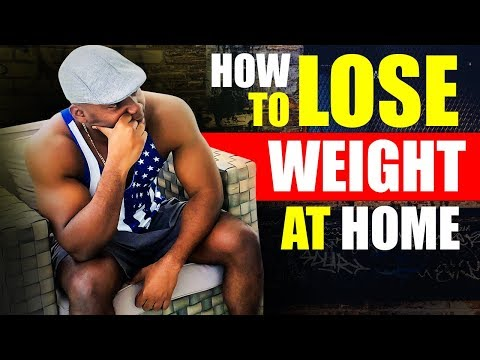 Easy Home Workout to Lose Weight Faster For Male