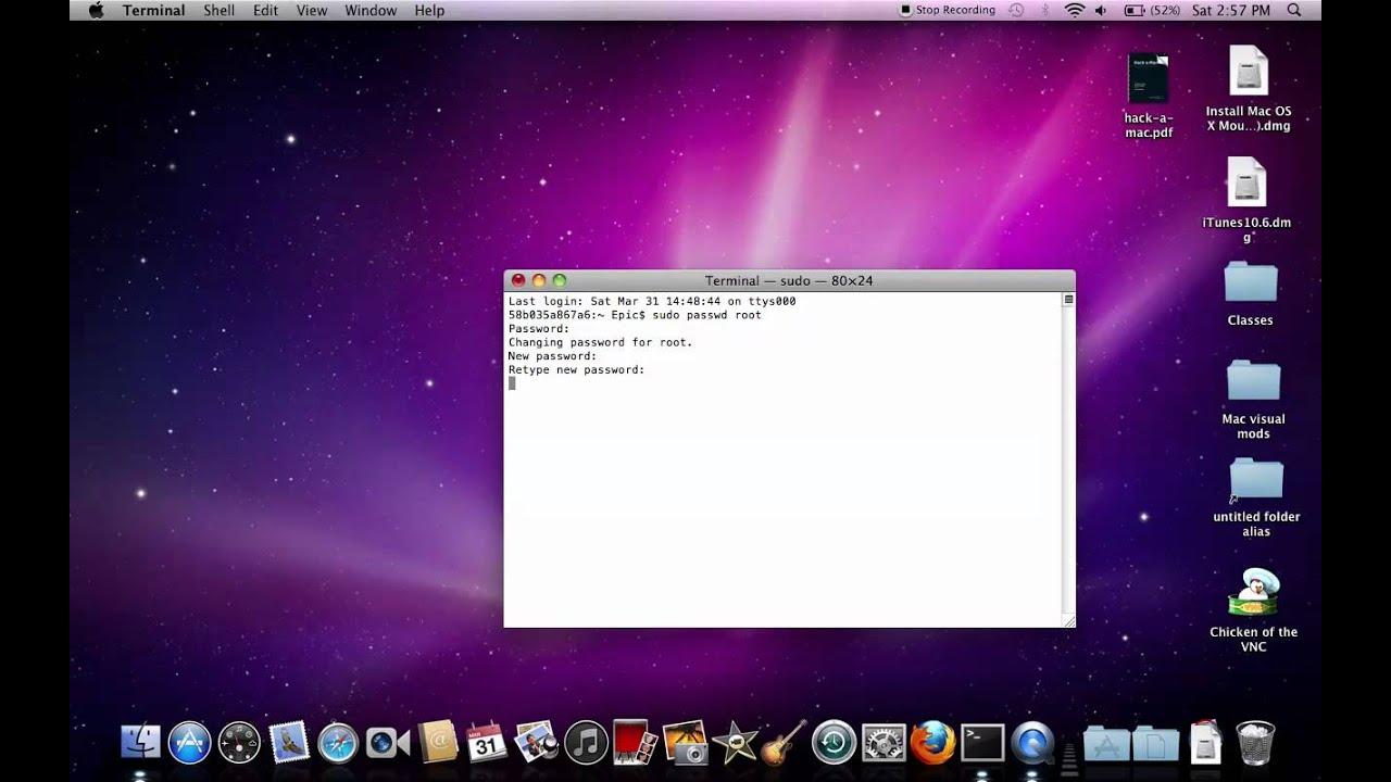 Recovery pdf password mac
