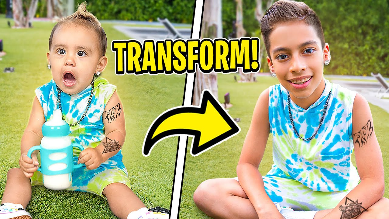Baby Milan TRANSFORMS Into His Brother Ferran for a Day!! | The Royalty Family