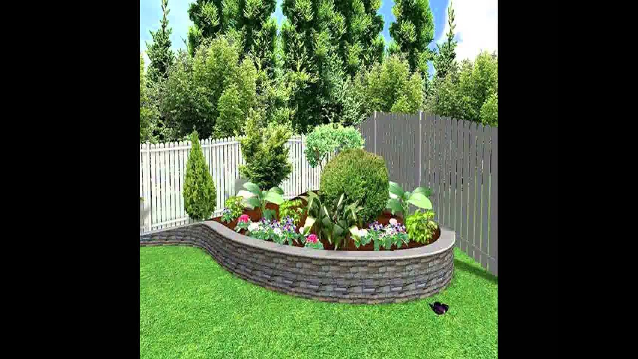 Garden shelter ideas youtube for Landscaping the backyard ideas