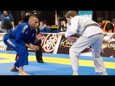 "Rafael ""Barata"" Freitas VS Joseph Capizzi / Pan Championship 2012"