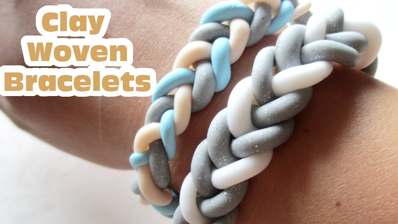 How to Make Polymer Clay Bracelets