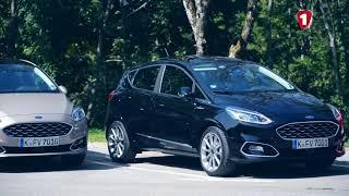 видео Новый хэтчбек Ford Fiesta