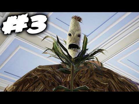 ALBINO CORN ATTACK! | Maize #3
