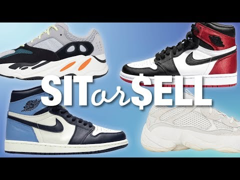 2019 Sneaker Releases: SIT or SELL August (Part 2)