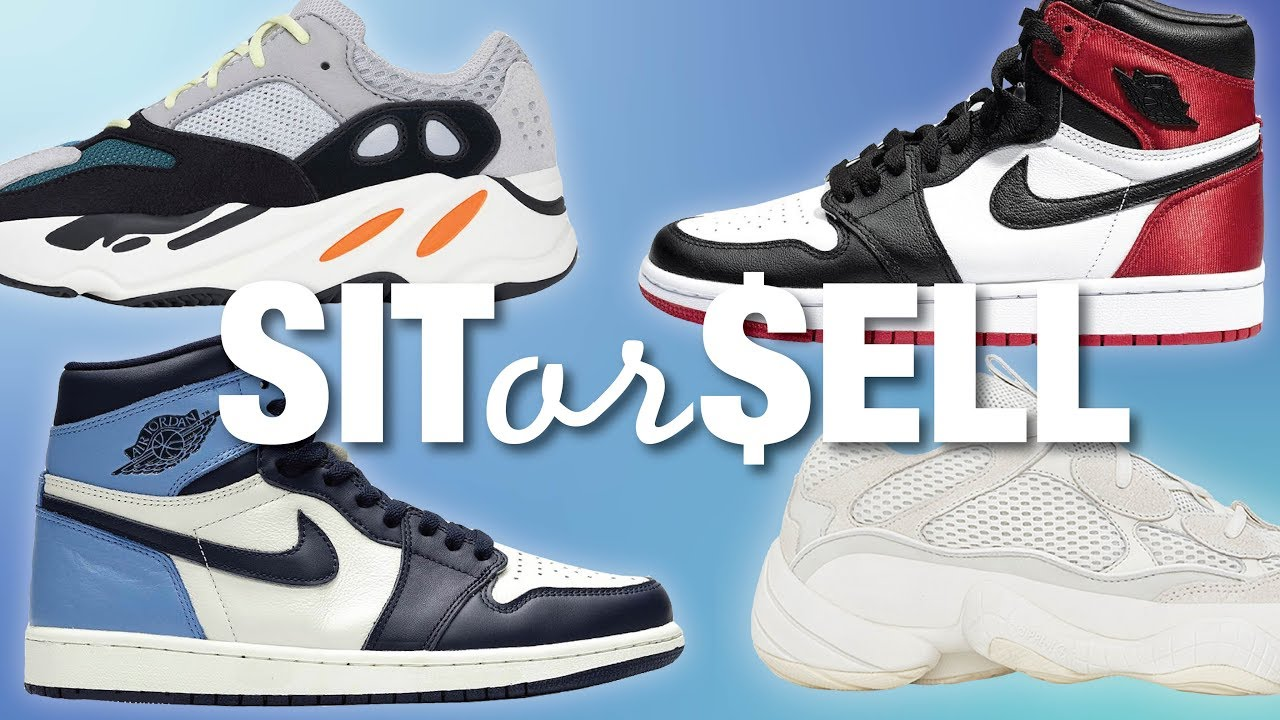 hot sale classic fit online shop 2019 Sneaker Releases: SIT or SELL August (Part 2) - YouTube