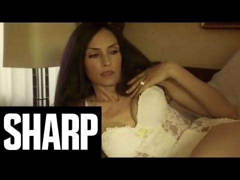 Famke Janssen Talks About Being Seductive As An Actress (SHARP - A Woman You Should Meet)