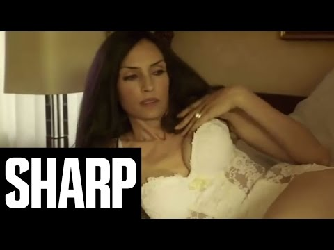 Famke Janssen Talks About Being Seductive As An Actress SHARP  A Woman You Should Meet