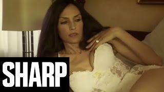 Famke Janssen Talks About Being Seductive As An Actress (SHARP - A Woman You Should Meet)